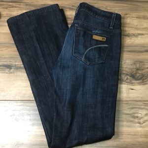 Joes Jeans Muse fit sz 24 bootcut